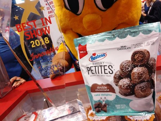 Hostess Best in Show Sweets & Snacks Expo