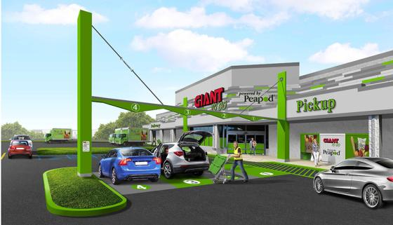 Giant Carlisle to Open Ecommerce Hub in Lancaster County, PA