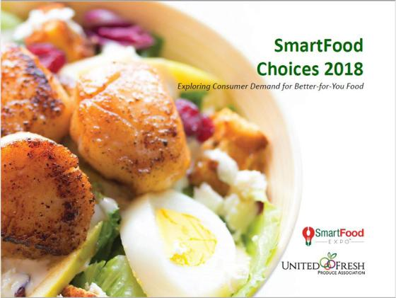 Meal-Occasion Consumer Research to Debut at SmartFood Expo SmartFood Choices 2018 Report