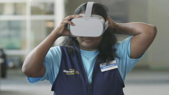 Walmart to Bring Virtual Reality Training to All U.S. Stores