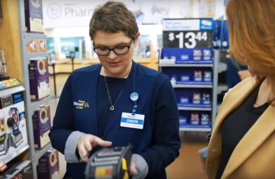 New App Empowers Walmart Associates To Get Out Of Stock Items For Shoppers Grocery