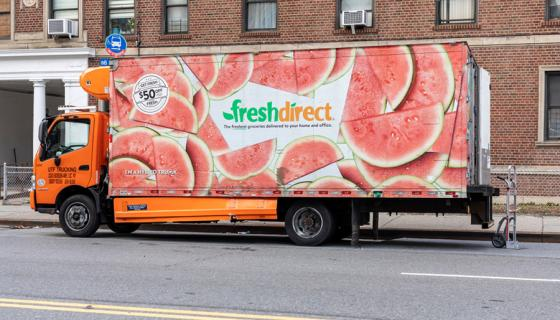 FreshDirect Introduces Same-Day Service, Expands Delivery