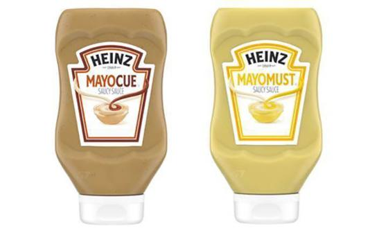 Heinz Mayocue and Mayomust