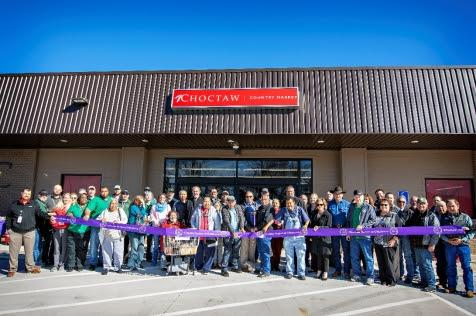 Choctaw Nation Opens 2nd Choctaw Country Market