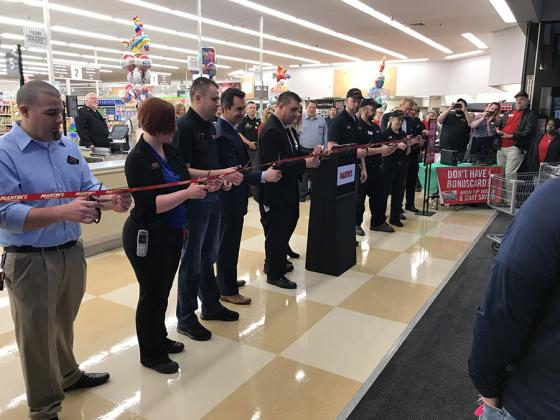 Giant Food Stores Opens 6 Stores in 4 States