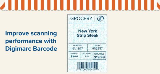 Walmart, Digimarc Automate Markdown Process for Packaged Fresh Food