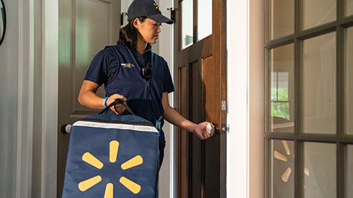Walmart to Launch Delivery Inside the Home