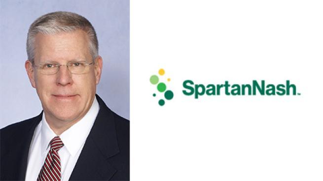 SpartanNash Walt Lentz