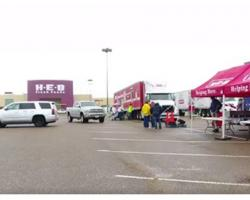 Hurricane Harvey Disaster Relief H-E-B Texas