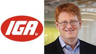John Ross to succeed Mark Batenic at IGA